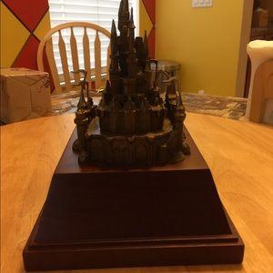 Cinderella's Bronze Castle.